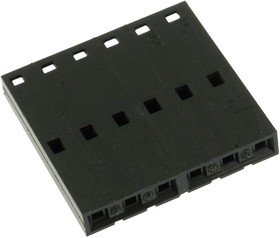 50-57-9018, Разъем типа провод-плата, 2.54 мм, 18 контакт(-ов), Гнездо, SL 70066 Series, Обжим, 1 ряд(-ов)