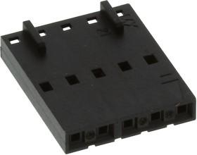 50-57-9309, Разъем типа провод-плата, 2.54 мм, 9 контакт(-ов), Гнездо, SL 70066 Series, Обжим, 1 ряд(-ов)