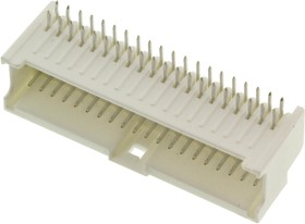 55959-2030, Разъем типа провод-плата, 2 мм, 20 контакт(-ов), Штыревой Разъем, MicroClasp 55959 Series