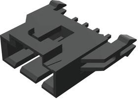 70541-0003, Разъем типа провод-плата, 2.54 мм, 4 контакт(-ов), Штыревой Разъем, SL 70541 Series
