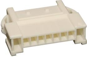 51198-0600, Корпус разъема, Mini-Lock 51198 Series, Штекер, 6 вывод(-ов), 2.5 мм