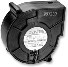 BM5125-04W-B50-L00, Нагнетательный вентилятор, серия BM5125, Центробежный, 12 В, DC (Постоянный Ток), 51 мм, 25 мм