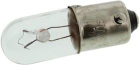 CM755-5, Лампа накаливания, 6.3 В, BA9s, 10мм / T-3 1/4, 0.33, 20000 ч