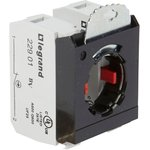 Блок контактов 2HЗ+3п адаптер без инд. под винт Osmoz Leg 022973