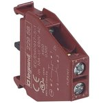 Блок контактов 1HЗ+HO без адаптера для джойстика без инд. под винт Osmoz Leg 022956