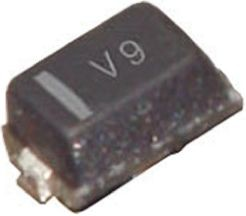 ESD9C3.3ST5G, ESD Suppressor TVS Uni-Dir 3.3V 2-Pin SOD-923 T/R