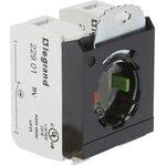 022976, Блок комплектующий для кнопок Osmoz для комплектации без подсветки под ...
