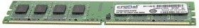 CT25664AA800, CRUCIAL 2GB 800MHZ DDR2 DIMM