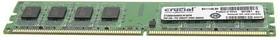 Фото 1/2 CT25664AA800, Crucial 2GB 800MHz DDR2 D
