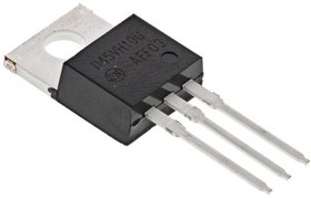 D45VH10G, Trans GP BJT PNP 80V 15A 83000mW 3-Pin(3+Tab) TO-220AB Tube