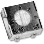 23AR10KLFTR, Подстроечный потенциометр, 10 кОм, 1 виток(-ков) ...
