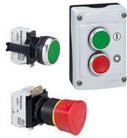 Блок контактов со светодиодом 130В под винт зел. Osmoz Leg 022932