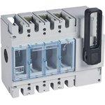 Выключатель DPX IS 630 3P 630А фронт. упр. Leg 026661