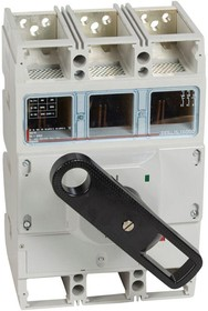 Выключатель-разъединитель 3п DPX-IS 1600 800А Leg 026591