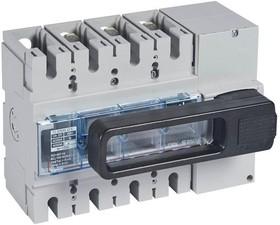Выключатель-разъединитель 3п DPX-IS 250 100А прям. Leg 026601