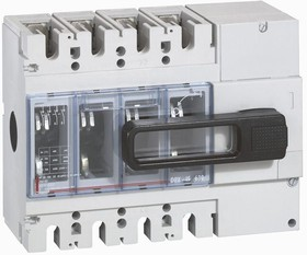 Выключатель-разъединитель 4п DPX-IS 630 630А фронт. Leg 026675