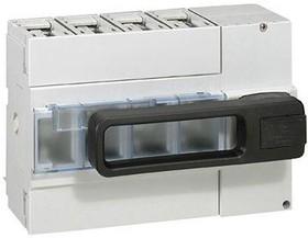 Выключатель-разъединитель 4п DPX-IS 250 63А прям. Leg 026604