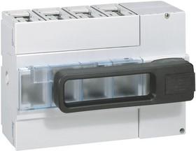 Выключатель-разъединитель 4п DPX-IS 250 160А прям. Leg 026606