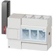 Выключатель-разъединитель 3п DPX-IS 250 100А бок. лев. Leg 026651