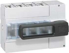 Выключатель-разъединитель 4п DPX-IS 250 63А фронт. Leg 026634