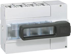 Выключатель-разъединитель 4п DPX-IS 250 160А фронт. Leg 026636