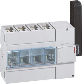 Выключатель-разъединитель 4п DPX-IS 250 100А бок. прав. Leg 026645
