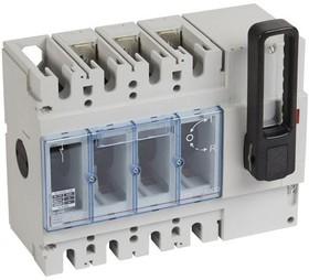 Выключатель-разъединитель 3п DPX-IS 630 630А фронт. Leg 026673