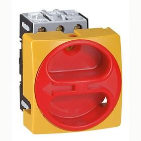 Выключатель-разъединитель для скрыт. монтажа 3п 25А Leg 022102