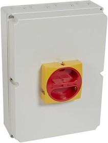 Выключатель-разъединитель дистанцион. 4п нсл 63А в боксе IP65 Leg 022186