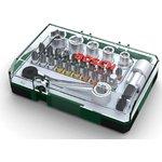 Promoline set-27, Набор бит с ключом-трещоткой (27 предметов)