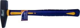 Молоток слесарный KRAFT КТ 700702 с фиберглассовой рукояткой 300гр