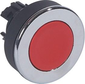 Головка для кнопки скрыт. с пруж. возвр. d30мм красн. Osmoz Leg 023814