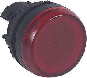 Головка индикатора диффузор красн. Osmoz Leg 024161
