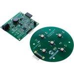 MCP1630DM-LED2, Комплект разработчика, повышающий драйвер ...