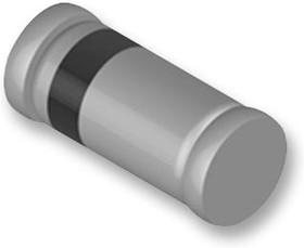 Фото 1/2 LL43-GS08, Диод Шоттки малого сигнала, AEC-Q101, Одиночный, 30 В, 200 мА, 1 В, 4 А, 125 °C