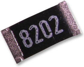 CRCW12062K00FKEA, SMD чип резистор, толстопленочный, 2 кОм, 200 В, 1206 [3216 Метрический], 250 мВт, ± 1%, Серия CRCW