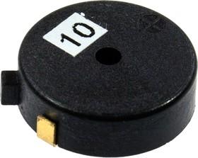 HPS17D, пьезоизлучатель звуковой SMD 17мм 12В