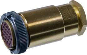 PY04-19T, Розетка на кабель с/к IP68 (аналог РС19ТВ ОТК)
