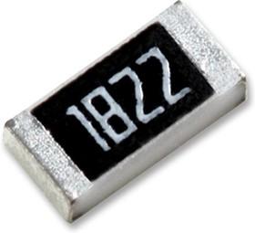 RC0603FR-071RL, SMD чип резистор, толстопленочный, 1 Ом, 50 В, 0603 [1608 Метрический], 100 мВт, ± 1%, Серия RC