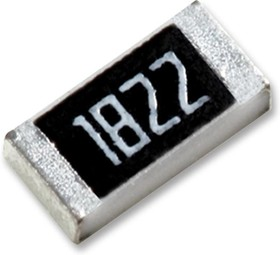 RL0805FR-7W0R1L, SMD чип резистор, толстопленочный, 0.1 Ом, 150 В, 0805 [2012 Метрический], 250 мВт, ± 1%, Серия RL