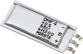 DMF4B5R5G105M3DTA0, суперконденсатор 1000 мФ 5.5 В