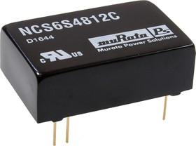 NCS6S4812C, DC/DC TH 6Вт TEN5-4812WI AM5TW-4812S-RZ REC5-4812SRWZ