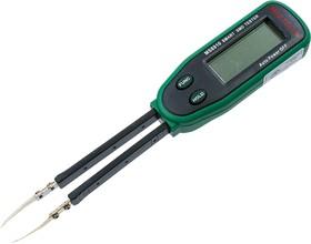 Фото 1/3 MS8910, Измеритель- пинцет RC для SMD-компонентов