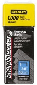 Скоба для степлера STANLEY 1-TRA706T 10 мм тип ''G'' (4/11/140) 1000шт