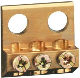 Элемент соединительный для шин с 3-мя клеммами на выв. 200А Leg 037403