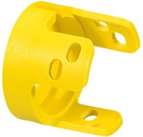 Суппорт низкий для грибовидных кнопок желт. Osmoz Leg 024181