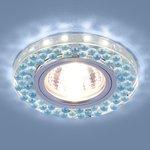 Фото 4/6 2194 MR16 / Светильник встраиваемый SL/WH зеркальный/белый