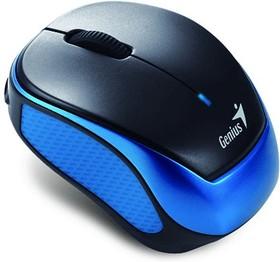 31030132101, Мышь беспроводная Micro Traveler 9000R V3 синий/чёрный (Blue), встроенная перезаряжаемая Li-polymer