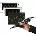Фото 4/4 USB осциллограф-ручка Hantek PSO-2020