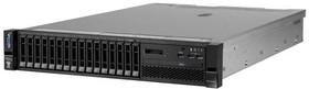 5462K5G, TopSeller x3650 M5, Xeon 8C E5-2630v3 85W 2.4GHz/1866MHz/20MB, 1x16GB, O/Bay HS 2.5in SAS/SATA, SR M